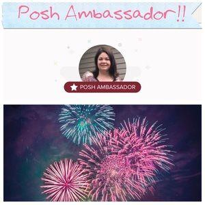 🌟Posh ambassador!!🌟